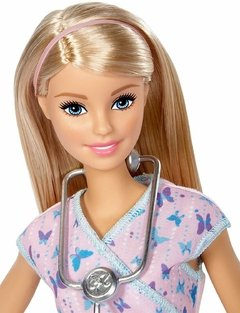 Barbie Nurse - Career doll - comprar online