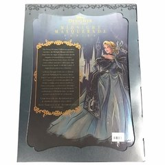 Cinderella Limited Edition Doll – Disney Designer Collection Midnight Masquerade Series - Michigan Dolls