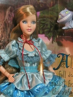Alice in Wonderland Barbie doll - loja online