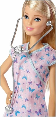 Barbie Nurse - Career doll - Michigan Dolls