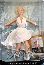 BARBIE - MARILYN MONROE WHITE DRESS THE SEVEN YEAR ITCH - comprar online