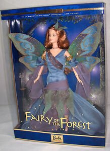 Fairy of the Forest Barbie doll - comprar online