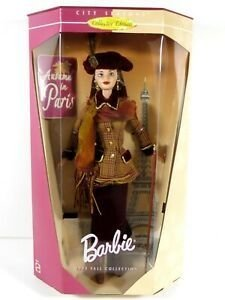 Autumn in Paris Barbie doll - comprar online