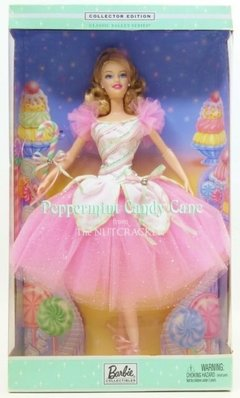 "Barbie doll Peppermint Candy from ""The Nutcracker"" - comprar online"