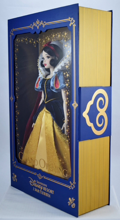 Snow White Disney Limited Edition Doll - Shangai Disney Resort - Michigan Dolls