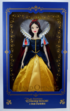 Snow White Disney Limited Edition Doll - Shangai Disney Resort