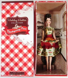 Thanksgiving Feast Barbie doll na internet