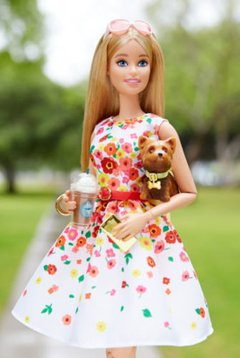 Barbie The Look Park Pretty