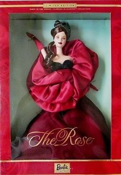The Rose Barbie doll na internet