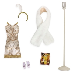 Tiana Classic doll Acessory pack - The Princess and the Frog