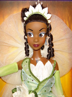 Tiana Limited Edition Doll na internet