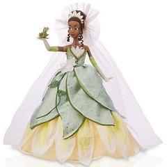 Tiana Limited Edition Doll