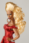 Red Realness The RUPAUL Doll - Michigan Dolls