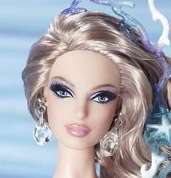 The Mermaid Barbie doll - comprar online