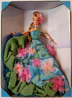 Water Lily Barbie doll ( Monet Inspired ) - comprar online