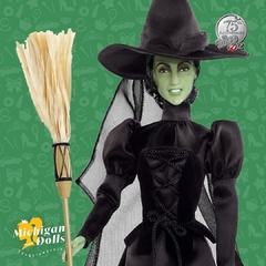 The Wizard of Oz Wicked Witch of te West Barbie doll - comprar online