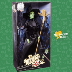 The Wizard of Oz Wicked Witch of te West Barbie doll na internet