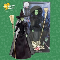 The Wizard of Oz Wicked Witch of te West Barbie doll