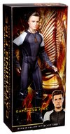 The Hunger Games Catching Fire Peeta doll