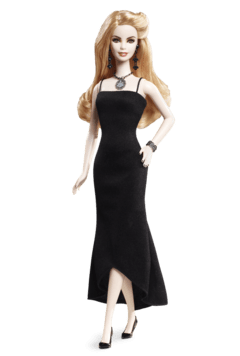 The Twilight Saga: Breaking Dawn- Part 2 Rosalie Barbie doll