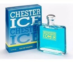 CHESTER ICE colonia x100