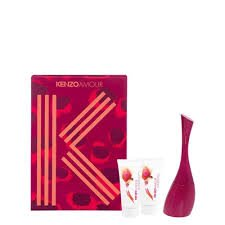 KENZO AMOUR edp x50+body+shower