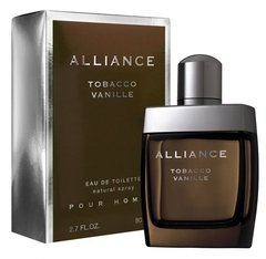 ALLIANCE TOBACCO VANILLE edt x80