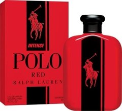 POLO RED INTENSE edp x125