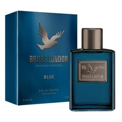 BROOS LONDON edt x100 BLUE