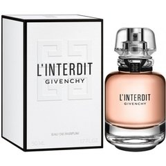 L INTERDIT GIVENCHY edp x 50 ml.