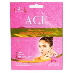 ACF amazing glow mask mascara facial x14g