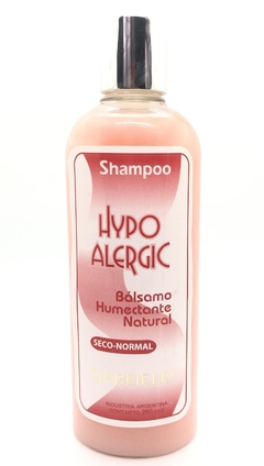 HYPOALERGIC sh.balsamo x 250 HUMEC.NATURAL