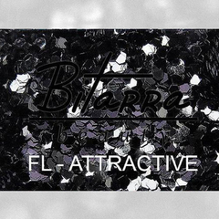 Flaked Gliter FL-Attractive 1,5g - Bitarra Beauty