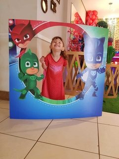 Display Decorativo Pj Masks Estrutura Festas - comprar online