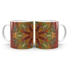 Caneca de Porcelana Premium Libertarte Sound And Color Artista Bebartes
