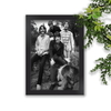 Quadro Decorativo The Beatles And The Dog