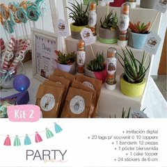 Party Box Kit 2