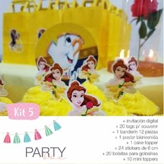 Party Box Kit 5