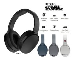 Auriculares Skullcandy Hesh 3 Bluetooth Wireless Oficial