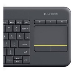 Teclado Inalambrico Logitech K400 Touchpad Español Smart Tv en internet