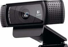 Webcam Logitech Pro C920 1080p Full Hd Micróf Skype Cuotas en internet