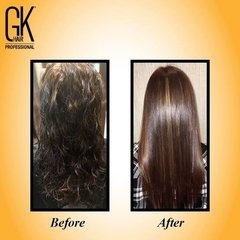 Gk Hair Juvexin The Best Hair Taming Redutor De Volume Sem Formol 1 Litro - comprar online
