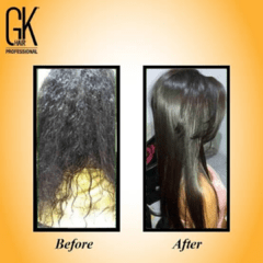 Gk Hair Juvexin The Best Hair Taming Redutor De Volume Sem Formol 1 Litro na internet