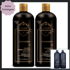 Ghair Escova Progressiva Marroquina – Kit 2x1000ml - comprar online