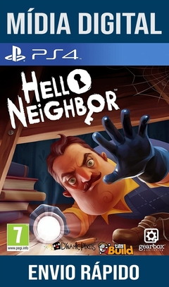 Hello Neighbor Ps4 Psn Original 1 Mídia Digital (Dub Br)