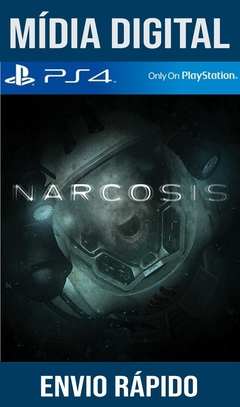 Narcosis Ps4 Psn Mídia Digital Original 1 (Leg Br)