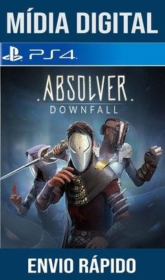 Absolver Ps4 Psn Original 1 Mídia Digital