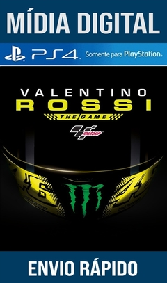 Valentino Rossi The Game Ps4 Psn Original 1 Mídia Digital