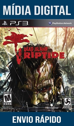Dead Island Riptide Ps3 Psn Mídia Digital