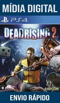 Dead Rising 2 Ps4 Psn Original 1 Mídia Digital
